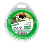 BRADAS  ძუა ტრიმერისთვის Bradas ZTO1315B 1.3 მმ 15 მ