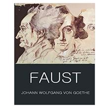 Faust A Tragedy In T,  Goethe
