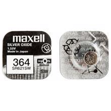 maxell საათის ელემენტი  SR621SW (364)