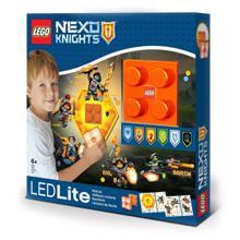 IQ LEGO LGL-NI7-IQ Nexo კონსტრუქტორი