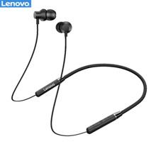 Lenovo Bluetooth Earphone/HE05 Black ყურსასმენი