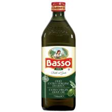 """Basso - ზეითუნის ზეთი - """"ექსტრა ვირჯინი"""" 750 მლ"""