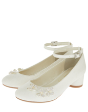 Monsoon Children MARIA PEARL BUTTERFLY SHOES