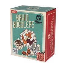 Mensa Brain Bogglers თავსატეხი