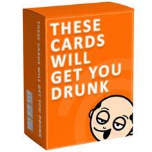 bgc სამაგიდო თამაში BGC-These Cards Will Get You Drunk