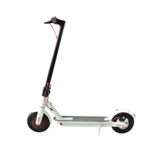 Portable Electrical Scooter H8 White ელექტრო სკუტერი