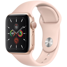 Apple სმარტ საათი Apple Watch 5 Clone Rose Gold