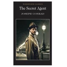 Conrad J.,  Secret Agent