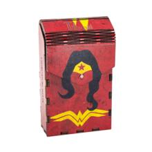 Tibox • ტიბოქს ხის ყუთი DC | Wonder woman