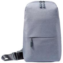 Xiaomi Mi City Sling Bag Light Grey ნოუთბუქის ჩანთა