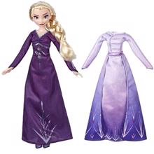 HASBRO თოჯინა Frozen 2 Doll And Extra Fashion ast