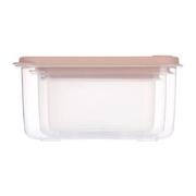 კონტეინერი საკვების/Food Container(3 Pack) (Pink)