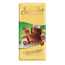 Barambo შოკოლადის ფილა რძით და თხილით 90 გრ