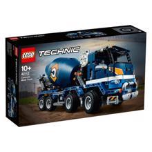 lego TECHNIC ბეტონის შემრევი სატვირთო