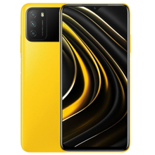 Xiaomi Poco M3 Global version 4/64GB LTE Yellow მობილური ტელეფონი