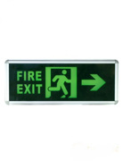 კაბელიანი სისტემის  მანათობელი Exit-ის მაჩვენებელი !