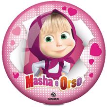 MONDO Masha and the Bear Rubber Ball ბურთი
