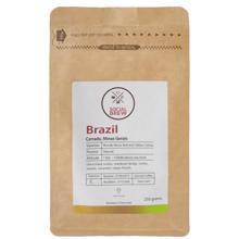 დაფქული ყავა Brazil Cerrado Minas