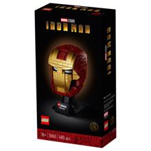 Lego Super Heroes რკინის კაცი