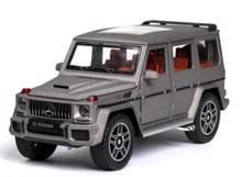 რკინის მანქანა Merseder Benz G class
