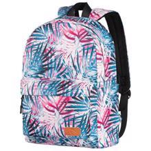 2E  TeensPack Palms Pink ნოუთბუქის ჩანთა
