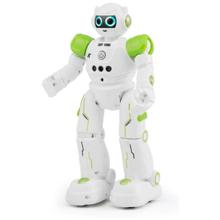 JJRC სათამაშო ჭკვიანი რობოტი  R11 Gesture Control Programmable Dancing RC Robot Blue