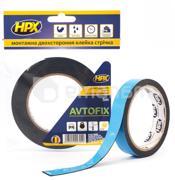 HPX ლენტი ავტომობილის ორმხრივი HPX Avtofix DSA0605 5Mx6MM