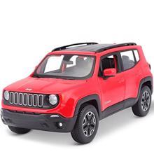 Maisto Mai-1:24 SP (B) - Jeep Renegade ლითონის სათამაშო მანქანა