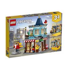 LEGO CREATOR-სათამაშოების მაღაზია