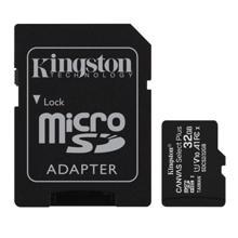 KINGSTON 32GB microSDHC C10 UHS-I R100MB/s მეხსიერების ბარათი