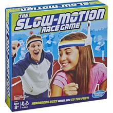 HASBRO სამაგიდო თამაში The Slow Motion Race Game