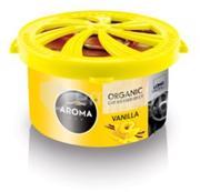 არომატიზატორი Aroma car Organic ვანილი 40 გ