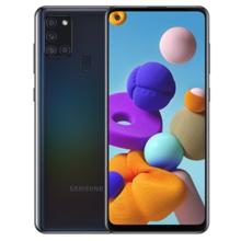 Samsung Galaxy A21s 3/32GB LTE Black მობილური ტელეფონი