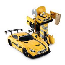 Rastar 1:14 Mercedes რადიომართვადი ტრანსფორმერი მანქანა