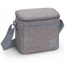 RIVACASE 5706 Cooler Bag 5.5L - Grey ჩანთა
