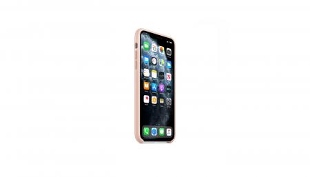 ქეისი iPhone 11 Pro Max Silicone Case - Pink Sand