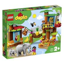 Lego DUPLO Town Tropical Island ტროპიკული კუნძული