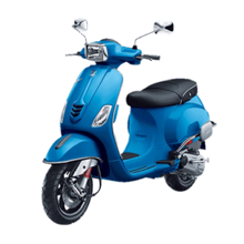 Piaggio Vespa SXL Blue სკუტერი