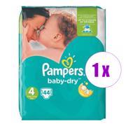 1 შეკვრა (12 ცალიანი) ბავშვის საფენი Pampers S4