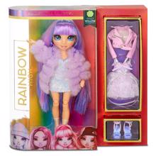 MGA Rainbow High Fashion Doll - Violet Willows თოჯინა