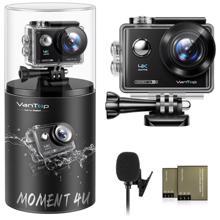Vantop Moment 4U Action Camera ვიდეო რეგისტრატორი