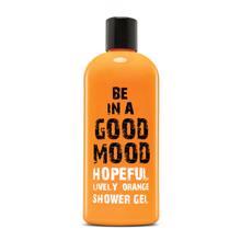 Be In Good Mood შხაპის გელი HOPEFUL LIVELY ORANGE 400ML