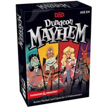bgc სამაგიდო თამაში D&D Dungeon Mayhem