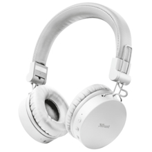 TRUST Tones Bluetooth Wireless White ყურსასმენი