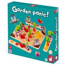 Janod Board game  Beware of moles! ხის სამაგიდო თამაში