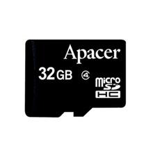APACER AP32GMCSH4-RA microSDHC CLASS4 32GB მეხსიერების ბარათი