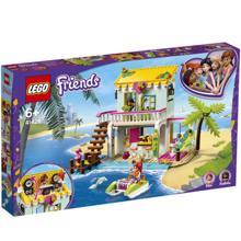 lego FRIENDS სახლი სანაპიროზე