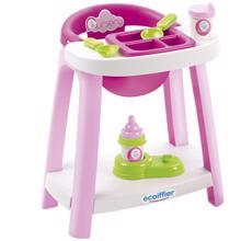 ecoiffier ჩვილის სათამაშო სკამი