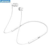 Lenovo Bluetooth Earphone/HE05 White ყურსასმენი