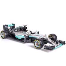 Bburago სათამაშო ლითონის მანქანა 1/18 - Mercedes AMG Petronas F1